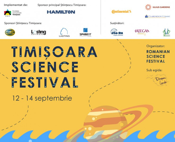 ROMANIAN SCIENCE FESTIVAL