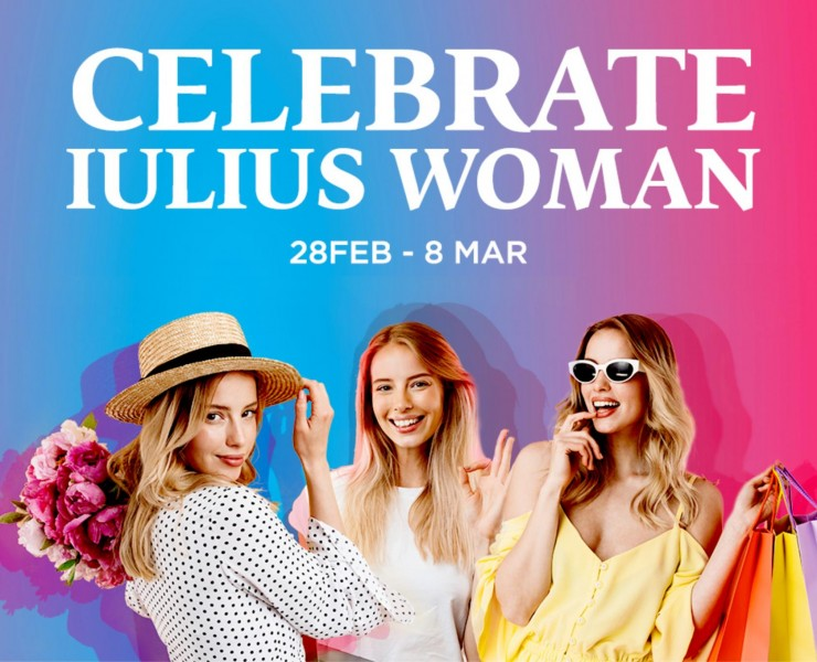 CELEBRATE IULIUS WOMAN