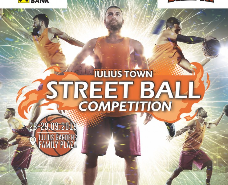 IULIUS TOWN STREETBALL COMPETITION