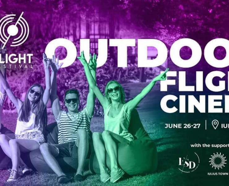 OUTDOOR FLIGHT CINEMA